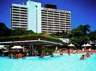 Hotel Intercontinental Rio Brazil Honeymoon Vacations