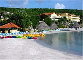 Sunset Waters Beach Resort Curacao Honeymoon Vacations International