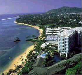 Kahala Mandarin Oriental Oahu Hawaii Honeymoon