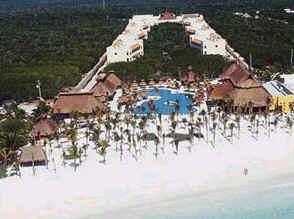 Copacabana Beach Spa Resort Xpu Ha Mexico