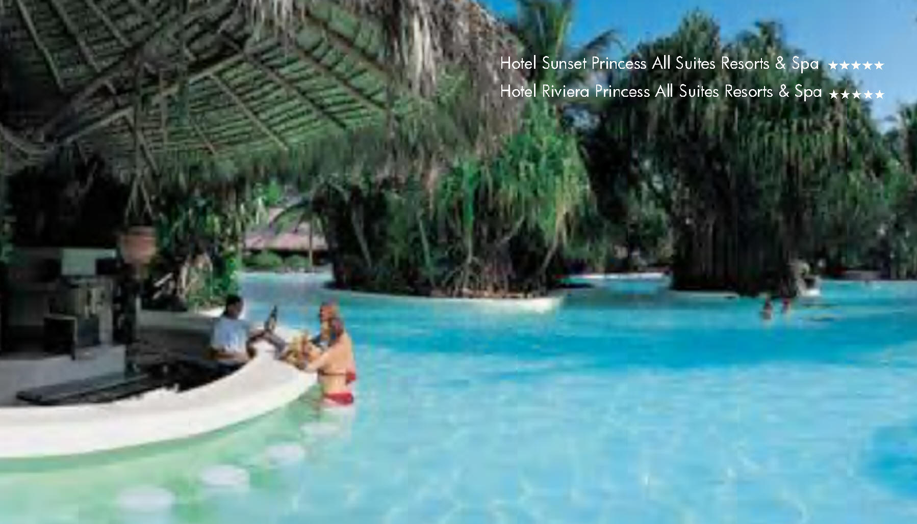 Grand Sunset Princess Maya Riviera Mexico Honeymoon