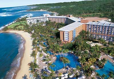 Hyatt Regency Cerromar Beach Puerto Rico Honeymoons