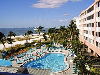 naples florida hotels pink shell beach resort