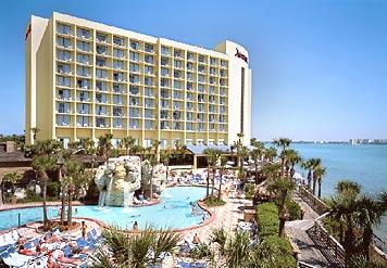 Marriott Suites On Sand Key St Pete Florida