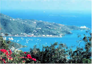 Flights To Frenchtown Us Virgin Islands