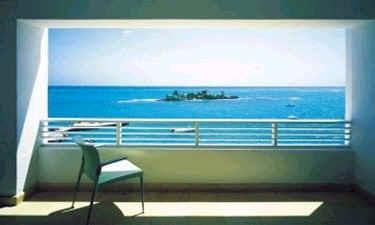 Bedroom With Balcony Inside
